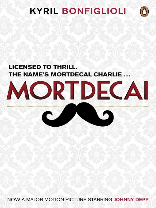 Don't Point That Thing at Me (eBook): Charlie Mortdecai Series, Book 1